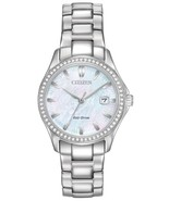 NEW!! Citizen FE1140-86D SILHOUETTE CRYSTAL - $121.27