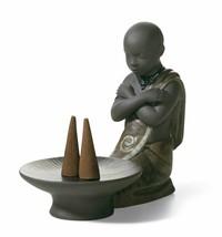 Lladro Porcelain Retired 01012503 Incense burner Pulse of Africa New in ... - $374.00