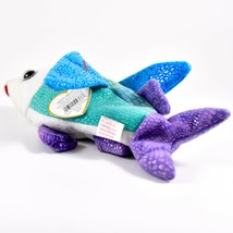 2000/2001 TY Beanie Baby Propeller Colorful Fish Retired Beanbag Plush Toy Doll image 2