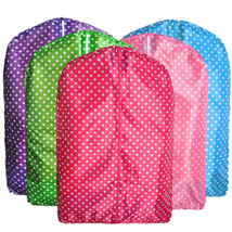 Breathable Fabric Garment Bag Storage Dress Clothes Zippered Folding Sui... - €6,82 EUR+