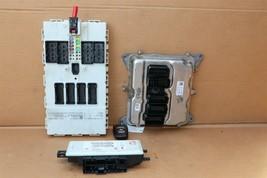 Bmw F30 F33 N20 2.0 4cyl Turbo DME BDC ECU Key Cas Ignition Module Set