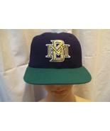 MILWAUKEE BREWERS Fitted Hat New Era/Diamond 5250 Collection-Size: 6 5/8 - $14.84