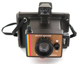 Vintage Instant Polaroid Colour Swinger Land Camera Retro Lomo - $51.21