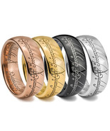 coi Jewelry Tungsten Carbide Lord of the Ring Wedding Band-74 - $69.99