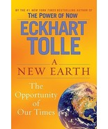 A New Earth: Awakening to Your Life's Purpose by Eckhart Tolle - $9.99