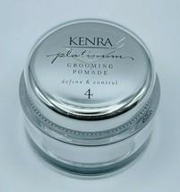 Kenra Platinum GROOMING POMADE 4 Define & Control 2 oz Free Shipping Cra... - $79.99