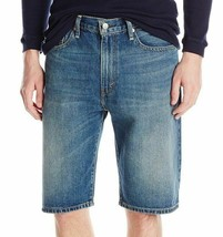 Levi's Men 569 Premium Cotton Loose Straight Denim Shorts Crowley 355690203