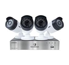 Uniden G6440D1 Guardian 1080p DVR with Outdoor Bullet Cameras - $349.99