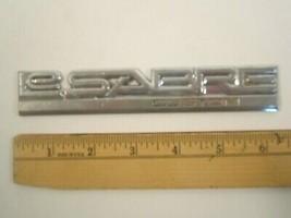 Vintage Metal Car Emblem Script Buick Le Sabre Limited [Y64E1] - $22.08