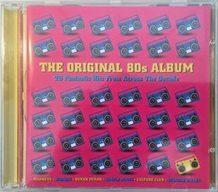 The Original 80s CD Album 20 Massive Hits From The 1980's - $7.99