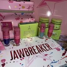 HUGE Jeffree Star Jawbreaker Lot Liquid Lip Train Case Mirror Supreme Frost BNIB image 2