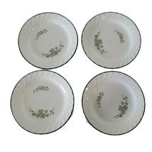 "Corelle Corning CALLAWAY Ivy 7 1/4"" Dessert / Bread Plates (Sets of 4) - $17.66"