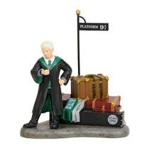 Department 56 Harry Potter Draco Waits at Platform 9 3/4 Village Set  #6003333 - $32.13