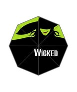 Fashion Design Umbrella Custom  Wicked Witch of The West Umbrella For Ma... - $29.16