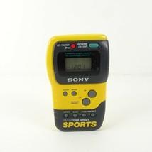 SONY AM/FM SPORTS WALKMAN SRF-M70 NO HEADPHONES  - $18.89