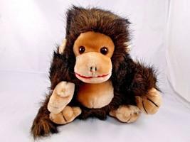 "Paul E Sernau Monkey Ape Chimp Plush 10"" Korea Stuffed Animal toy - $7.95"