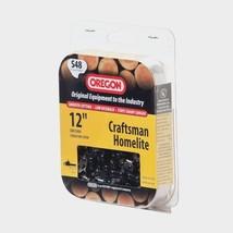 "OREGON 12"" Replacement S48 Saw Chain Fits Homelite Sears Craftsman & Shindaiwa - $17.71"