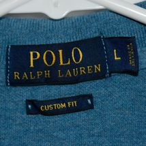 Polo Ralph Lauren Men's Custom Fit Collared Short Sleeve Shirt Size L image 3