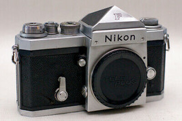 Nikon Single Lens Reflex Camera F Body Only - $196.02