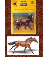 Breyer Triple Crown Winner AMERICAN PHAROAH 1:32 Scale Toy 9178 01975609... - $19.55