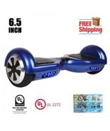 Blue Hoverboard Two Wheel Balance Scooter UL2272 - $199.00
