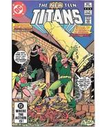 The New Teen Titans Comic Book #18 DC Comics 1982 NEAR MINT NEW UNREAD - $7.84