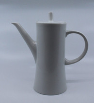 """Melitta Germany Porcelain White Coffee Pot 24.0 cm 9 1/2"""" Tall  21-100 V... - $55.01"""