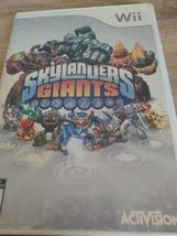 Nintendo Wii Skylanders: Giants Starter Set Bundle Lot image 5