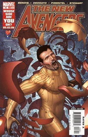 New Avengers #18 [Comic] [Jan 01, 2006] Brian Michael Bendis
