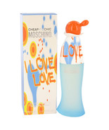 I Love Love by Moschino Eau De Toilette Spray 3.4 oz for Women #422664 - $40.58