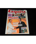 "Esquire Magazine January 1995 Forrest Gump ""My Wild Night In Jail w/ OJ ... - $11.81"