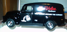 ERTL 1951 GMC Panel Van-True Value Hardware --Free Ship' - $20.00