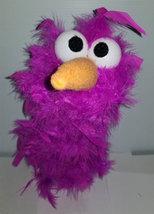 "C21 * Deluxe Custom ""Purple Bird""  Sock Puppet * Custom Made - $10.00"