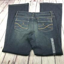 NWOT DKNY Women's Soho Jeans Bootcut Dark Wash 5 Pocket Size 12 - $33.70