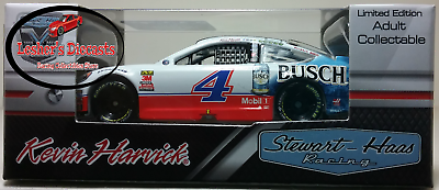 Kevin Harvick 2018 #4 Mobil 1 / Busch Ford Fusion 1:64 ARC -