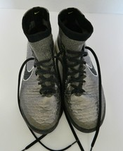 MagistaX Nike Proximo Indoor Court Pewter Black White Soccer Shoes Men's... - $24.63