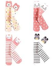 Julianana Kids Knee High Socks 6 Pairs Cute Stockings for 3-8 Years 4 Pairs - $13.76