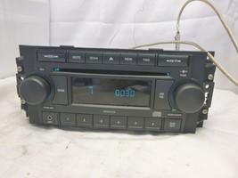 04 05 06 07 08 09 10 Chrysler Dodge Jeep Radio Cd Aux P05064173AK RVQ84 - $49.90