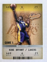 2002-03 Fleer Authentix Kobe Bryant #17 BALCONY Basketball Card Lakers N... - $49.99