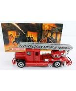Matchbox 1932 Mercedes-Benz Ladder Truck YFE05 Fire Engine Series Diecas... - $29.69