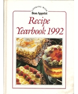 Bon Appetit Recipe Yearbook 1992 : Cooking with Bon Appetit - $9.99