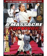 A Massacre Survivor DVD Kung Fu Swordsplay Classic! Shih Szu Wong Chung ... - $19.99