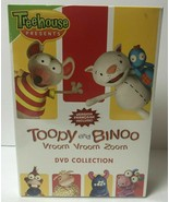 Treehouse Presents Toopy and Binoo Vroom Vroom Zoom DVD Collection New S... - $20.58