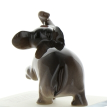Hagen Renaker Miniature Elephant Cartoon Baby Ceramic Figurine image 3