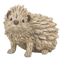 Hedgehog Driftwood Look Statue - $51.55