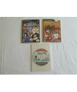 Fairly OddParents Shadow Showdown PS2 + Meet the Robinsons + Robots Test... - $12.99
