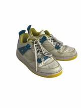 Nike Jordan AF1 Flight Fusion Sneakers Shoes Girls 6 365370-161 Hi Top - $39.59