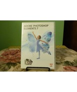 Adobe Photoshop Elements 7 w/ Serial Number - VG+ - $19.75