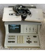 Vintage HP Hewlett Packard 1615A Logic Analyzer 8-Bit Logic Probes PODs ... - $512.34