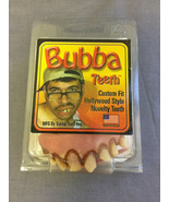 Bubba Teeth Halloween Accessory Various Designs Clearance As Is See Desc... - $9.85
